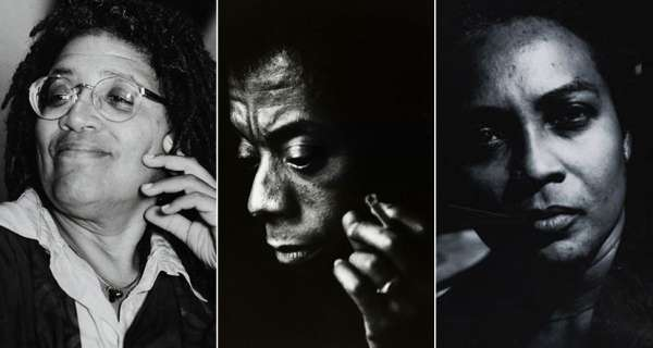 Audre Lorde, James Baldwin ve Astrid Roemer